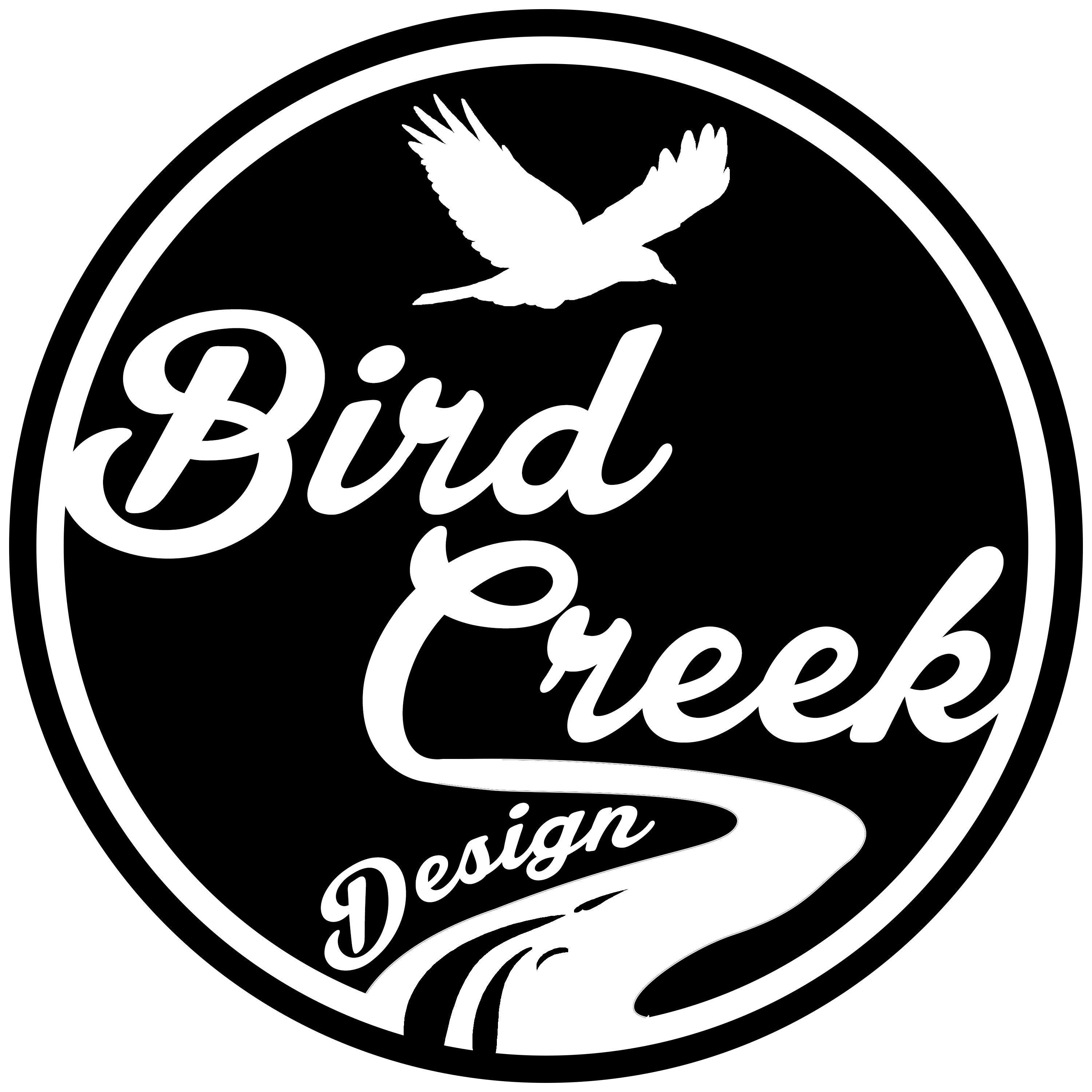 Bird Creek Design Logo
